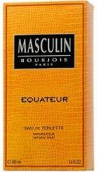 MASCULIN BOURJOIS PARIS EQUATEUR EAU DE TOILETTE 100ML