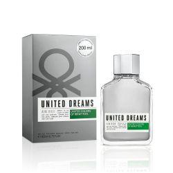 BENETTON UNITED DREAMS AIM HIGH EAU DE TOILETTE 200ML