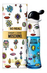 MOSCHINO CHEAP  CHIC SO REAL FEMININO EAU DE TOILETTE 100ML