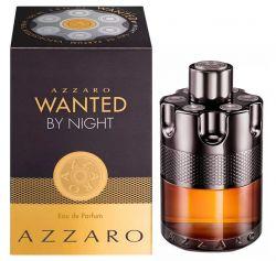 AZZARO WANTED BY NIGHT MASCULINO EAU DE PARFUM 100ML