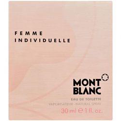 MONTBLANC INDIVIDUELLE FEMININO EAU DE TOILETTE 30ML