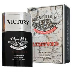 VICTORY LIMITED POUR HOMME EDT 100ML