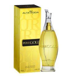 ALTA MODA PURE GOLD POUR FEMME EDT 100ML